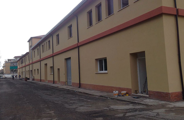 Caserma Corfu