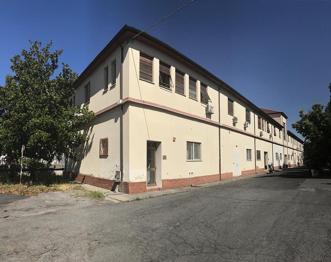 corfu caserma