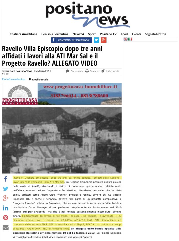 Villa episcopio